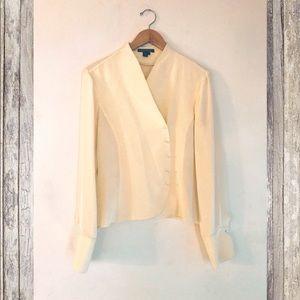 Ralph Lauren 💕 Classic Silk Blouse